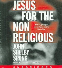 Jesus for the non religious cover image
