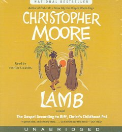 Lamb the Gospel according to Biff, Christ's childhood pal cover image