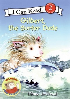 Gilbert, the surfer dude cover image