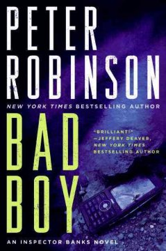 Bad boy cover image