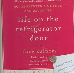 Life on the refrigerator door [notes between a mother and daughter] cover image