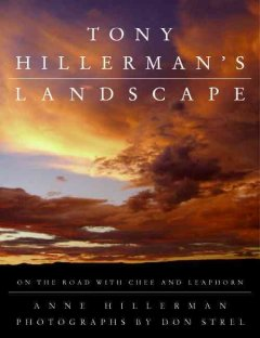 Tony Hillerman's landscape : on the road with an American legend cover image