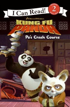 Kung Fu Panda. Po's crash course cover image