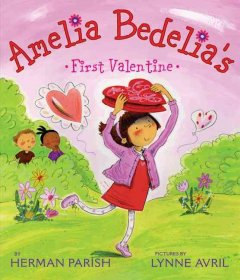 Amelia Bedelia's first Valentine cover image