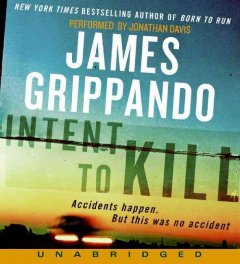 Intent to kill a novel of suspense cover image