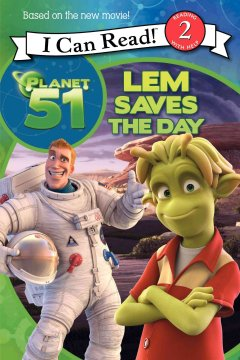 Planet 51. Lem saves the day cover image