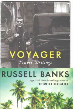 Voyager : travel writings cover image