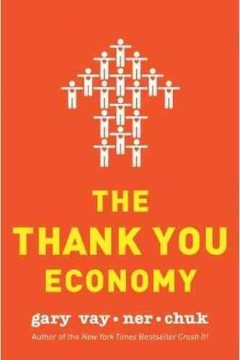 The thank you economy cover image