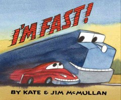 I'm fast! cover image