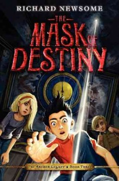 The mask of destiny cover image
