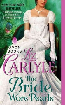 The bride wore pearls cover image