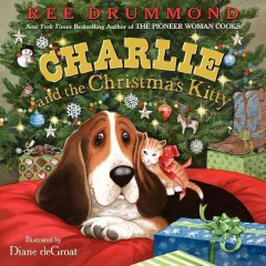 Charlie and the Christmas kitty cover image