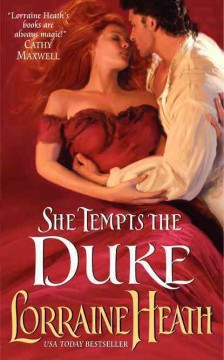 She tempts the duke cover image