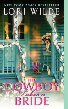 The cowboy takes a bride cover image