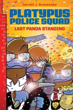 Last panda standing cover image