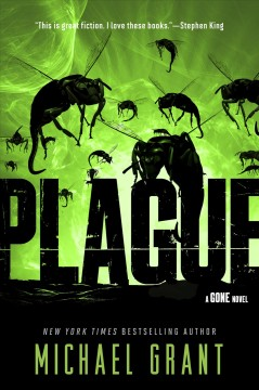 Plague: a gone novel cover image