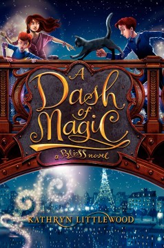 A dash of magic cover image