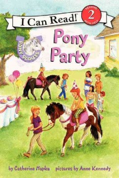 Pony party cover image