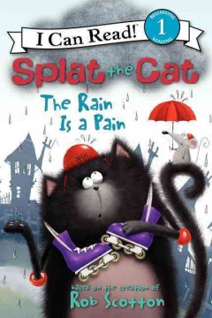 The rain is a pain cover image