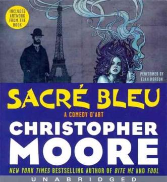 Sacre bleu [a comedy d'art] cover image