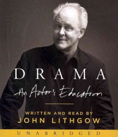 Drama an actor's education cover image