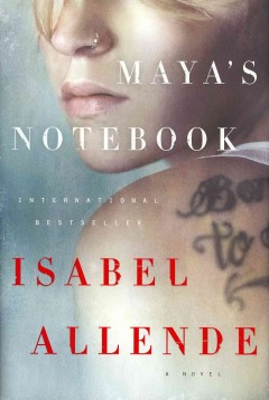 Maya's notebook cover image