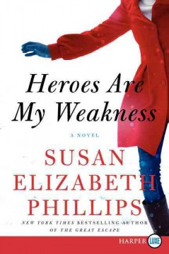 Heroes are my weakness cover image