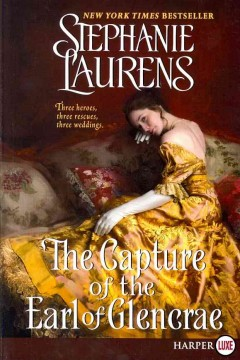 The capture of the Earl of Glencrae cover image