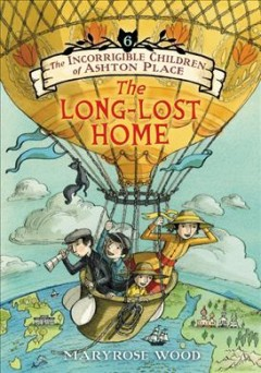 The long-lost home cover image