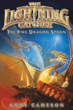 The fire dragon storm cover image