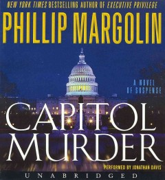 Capitol murder cover image