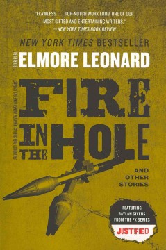 Fire in the hole : stories cover image