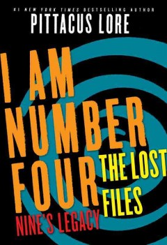 I am number four the lost files. 2, Nine's Legacy cover image