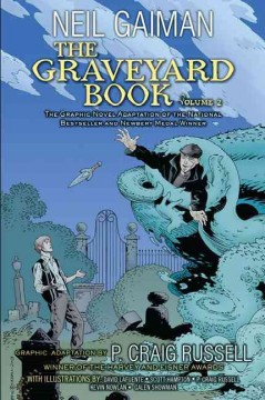 The graveyard book. Volume 2 cover image