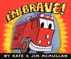 I'm brave! cover image