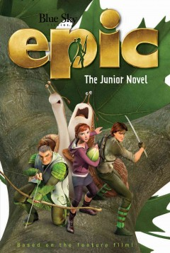 Epic: the junior novel cover image