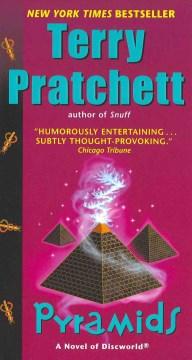 Pyramids : a novel of Discworld cover image