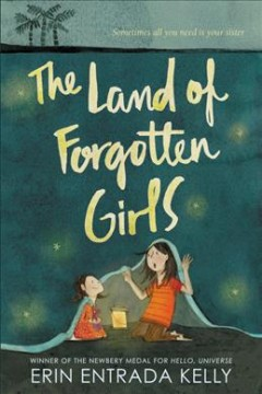 The land of forgotten girls cover image