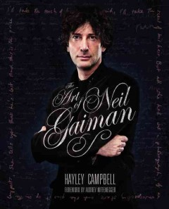 The art of Neil Gaiman cover image