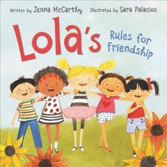 Lola's rules for friendship cover image