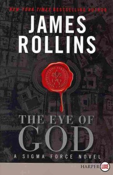 The eye of God cover image