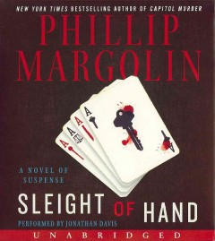 Sleight of hand a novel of suspense cover image