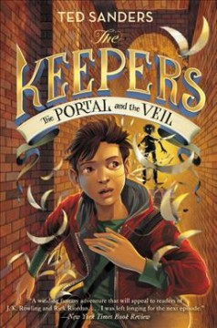 The portal and the veil cover image