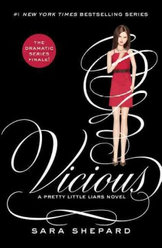 Vicious: a pretty little liars novel cover image