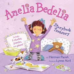Amelia Bedelia storybook treasury cover image