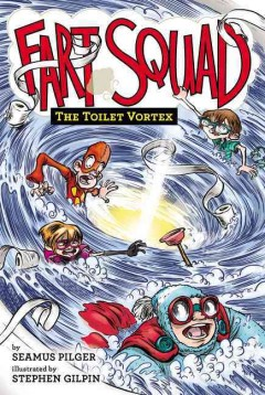 The toilet vortex cover image