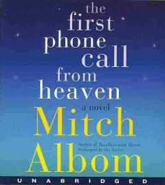The first phone call from Heaven cover image