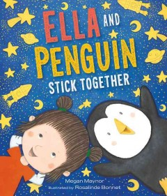 Ella and Penguin stick together cover image