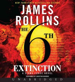The 6th extinction cover image