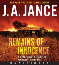 Remains of innocence cover image